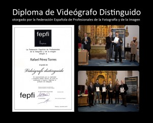 Videografo-distinguido